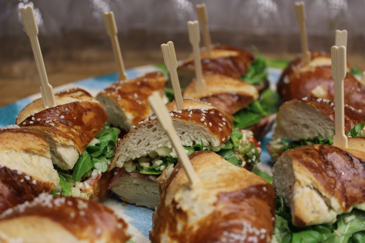Organic Sandwich Catering